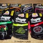 Chipsy błonnikowe Sonko